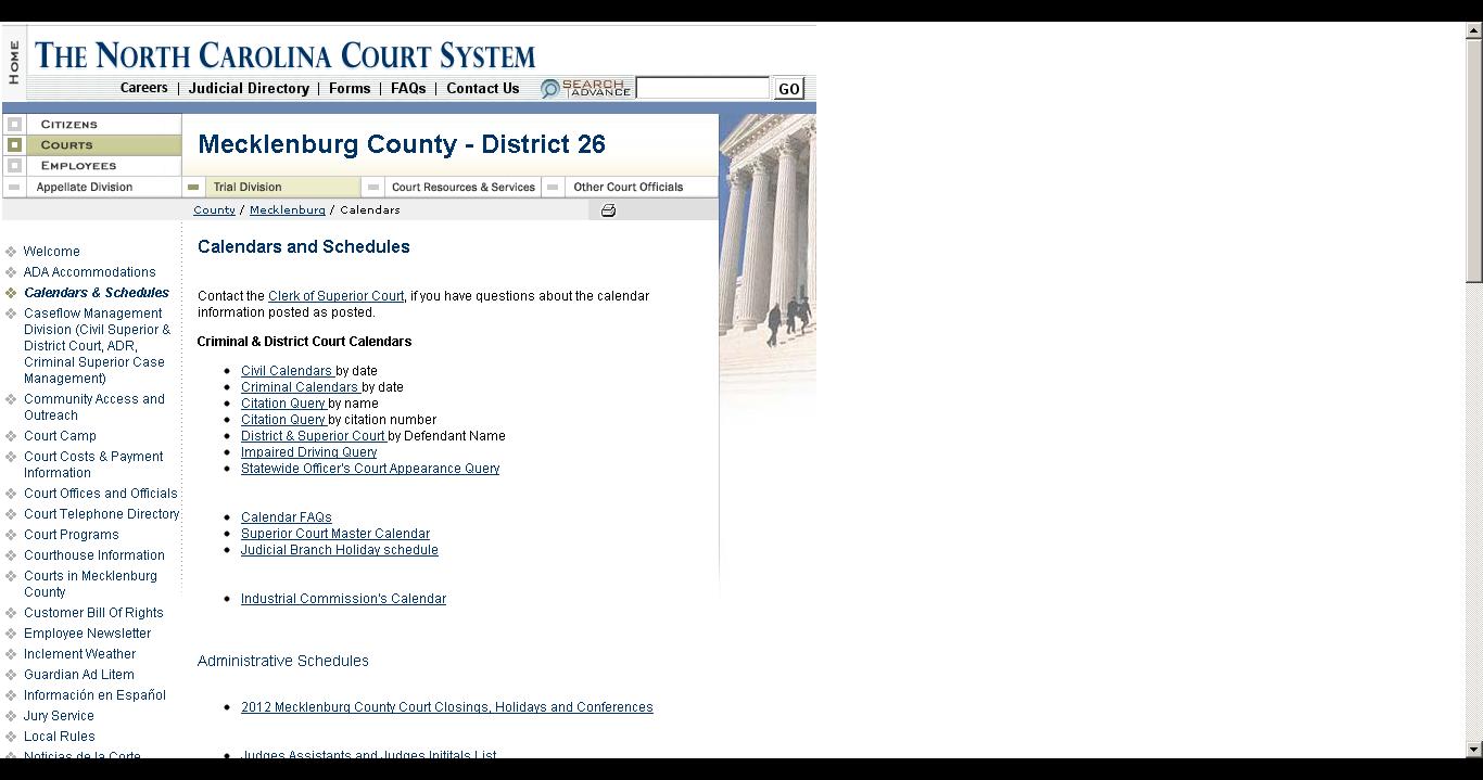 Check my court date in Australia