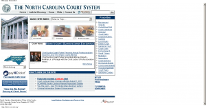 How to find a court date online